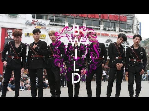 [KPOP IN PUBLIC CHALLENGE] NCT U 엔시티 유 'BOSS' (보스) Dance Cover By B-Wild Of NVU From Vietnam