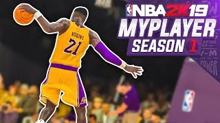 THE WORLD'S BEST NEGOTIATOR!!! TBJZLPlays NBA 2K19 MyPlayer