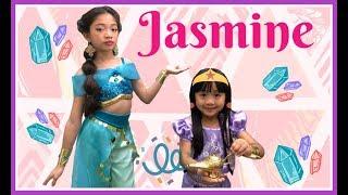 Jasmine Makeover with Kaycee & Rachel