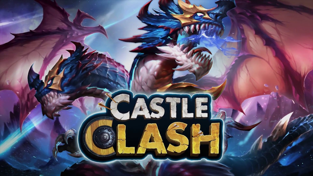 Spustit Castle Clash on PC 2