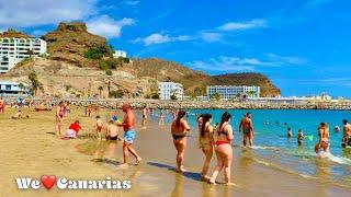 Gran Canaria Puerto Rico Beach Life April 2021   We❤️Canarias