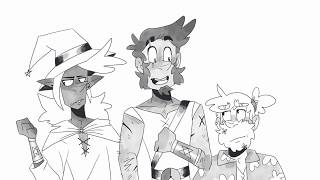 you adventured into the wrong zone    TAZ Animatic