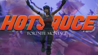 """HOT SAUCE"" - Fortnite Montage (YNW BSlime & Lil Tjay)"