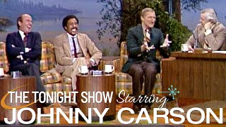 Dr. Lendon Smith Can't Stop Talking and Richard Pryor and Tim Conway Lose It - Carson Tonight Show
