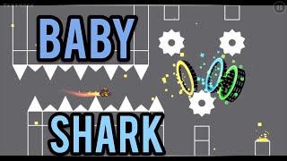 Baby Shark Layout | Geometry Dash