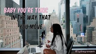 Sydney Renae - Toxic Too (Official Lyric Video)