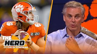 Colin Cowherd picks his way too early college football game of the week | CFB | THE HERD