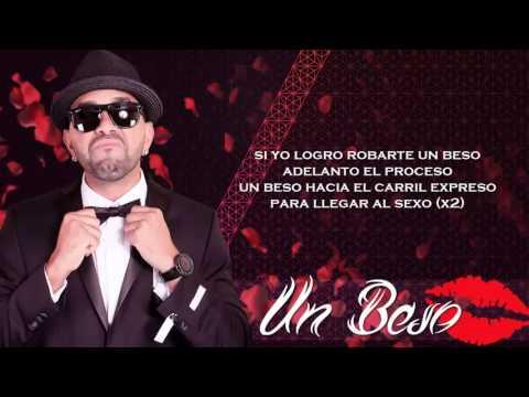 Lui G 21 Plus   Un Beso (Original) (Letra) Reggaeton Romantico 2013