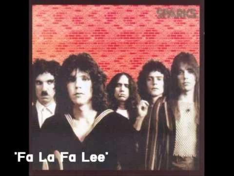 Sparks 'Fa La Fa Lee'