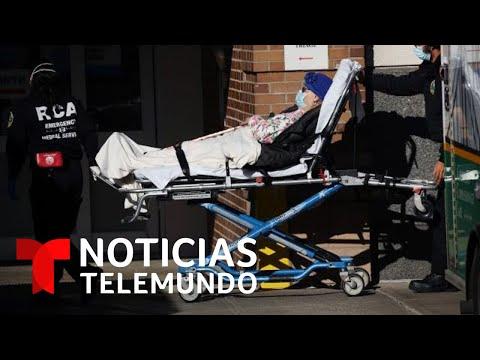 Los hospitales están al borde del colapso por la pandemia | Noticias Telemundo