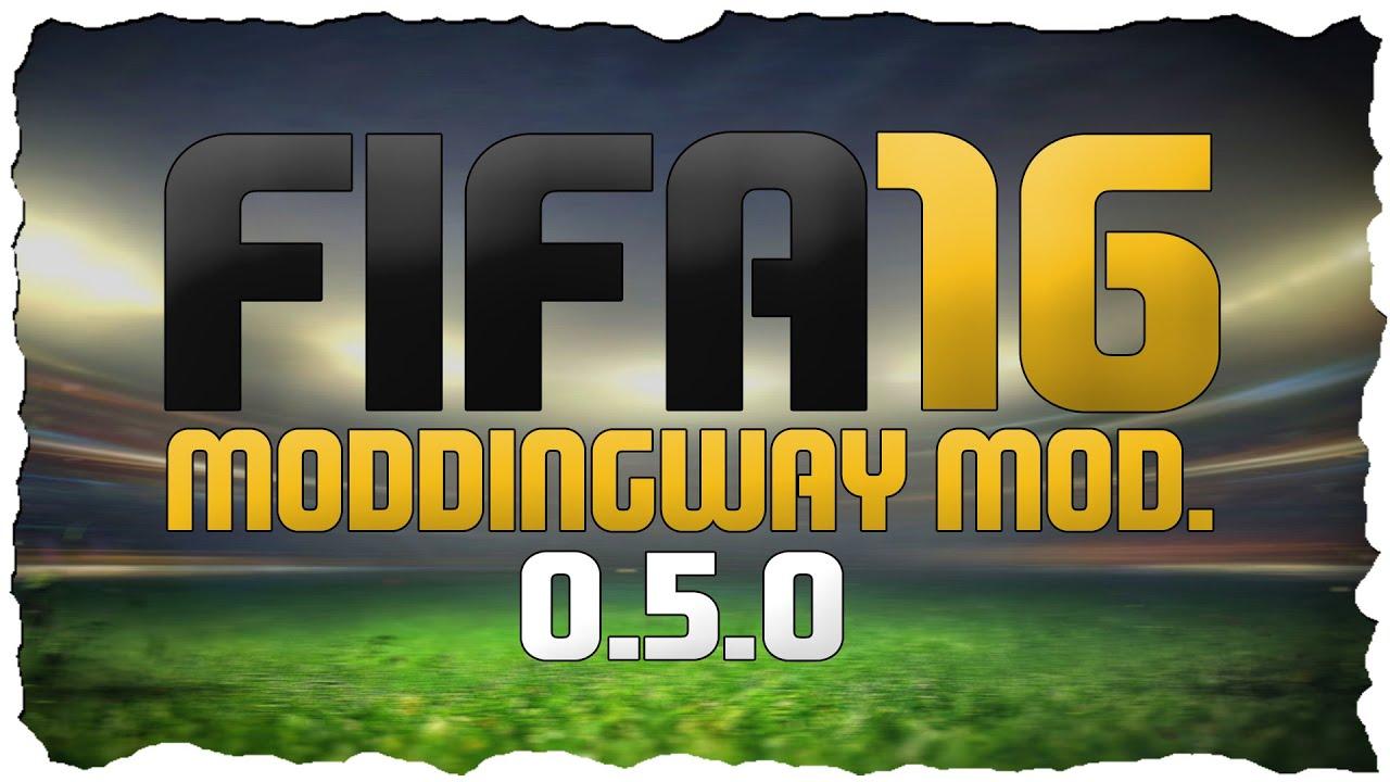 Fifa 15 Fifa 16 Moddingway