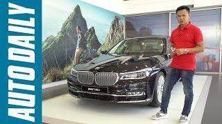 BMW 740Li: Những lý do vì sao xe có giá gần 5 tỷ đồng |AUTODAILY.VN|