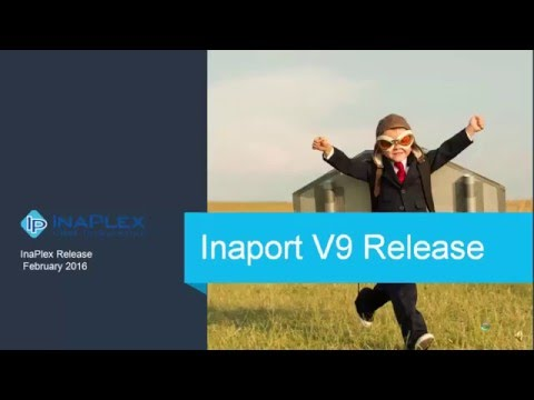 Inaport V9 Release