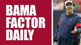 Bama Factor Daily: What type of impact will Bill O'Brien and Doug Marrone have on Alabama