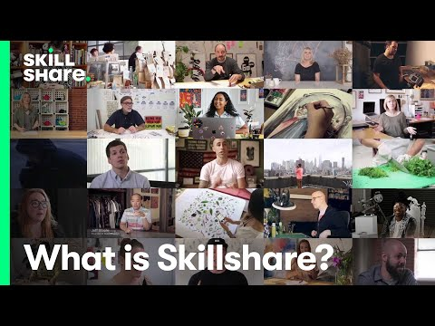 Imagem de Skillshare Vídeo 1