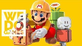 Season 3 Episode 13 (Mario Maker 2, Ubisoft's Secret E3, WOW Classic)