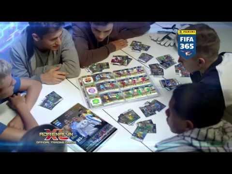 Adrenalyn XL FIFA365