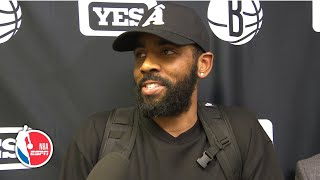 Kyrie Irving: It's glaring the Nets need more pieces to reach the next level | NBA Sound