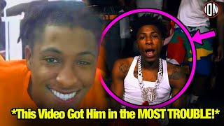 NBA Youngboy being at THIS MUSIC VIDEO SHOOT Got His BOND DENIED! *They Not Playing Fair!*