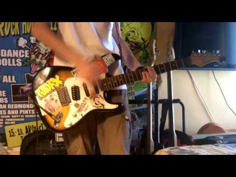 Blink-182 - I'm Sorry GUITAR Cover