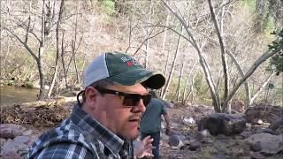 Boy Scout Wakes to Bigfoot Standing Over His Sleeping Bag at Tonto Creek