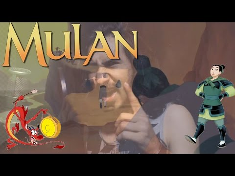 Hombres fuertes de Acción - Mulán (Maratón Disney) Cover |The Black Wooden Box