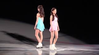 2018 Olympics Gala Young You + Eunsoo Lim EX (Fancam)