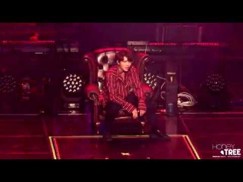 181102 NAMWOOHYUN 1st solo concert 식목일 - I Swear 우현 4K FOCUS