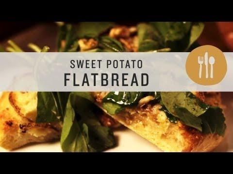 Superfoods - Sweet Potato Flatbread - Smashpipe Education