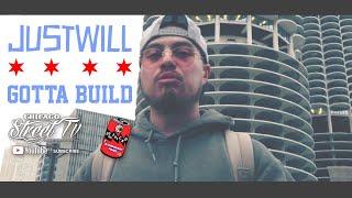 "Justwill ""Gotta Build"" [CHICAGO HIP HOP MUSIC VIDEO] CHICANO LATIN CHI RAP"