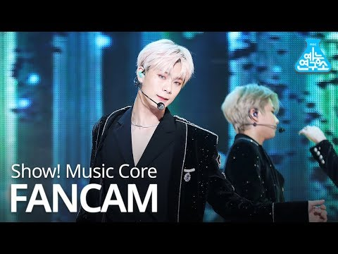 [예능연구소 직캠] ASTRO - All Night (MOONBIN), 아스트로 - All Night (전화해) (문빈) @Show Music core 20190126