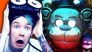 FNAF VR: The Scariest Game I've Ever Played.. (Help Wanted)