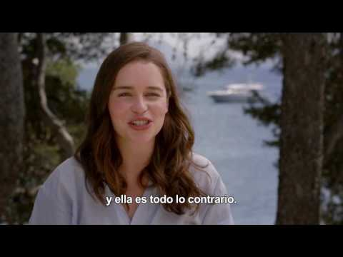 Emilia Clarke habla sobre 'Antes de ti'