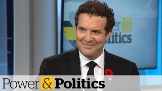 Trump, Trudeau and Ford, according to Rick Mercer | Power & Politics