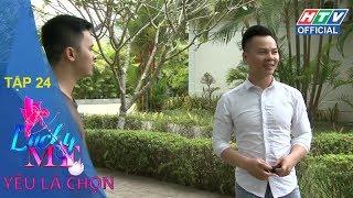HTV YÊU LÀ CHỌN | Ngô Thanh Nhi | YLC #24 FULL | 27/3/2018
