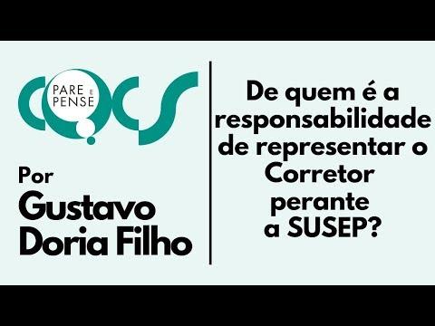 Imagem post: De quem é a responsabilidade de representar o Corretor perante a SUSEP?