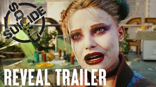 Suicide Squad: Kill the Justice League Official Reveal Trailer --