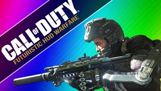 Exo Survival Squad - Round 57 (Call of Duty: Advanced Warfare Funny Moments)
