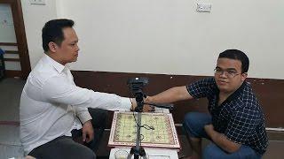 Chấp 3 tiên - Kiện tướng quốc gia Vũ Hữu Cường vs Phạm Tuấn Ngọc ( Học viện TLKD )