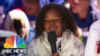 MLK's Granddaughter: 'I Have a Dream That Enough is Enough' | NBC News