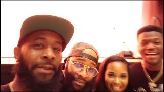 85 SOUTH SHOW VLOG | MEETING DC YOUNGFLY, CHICO BEAN, AND KARLOUS MILLER