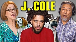 ELDERS REACT TO J. COLE (ATM, Work Out, Apparently)