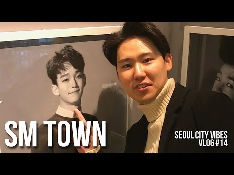 SM Town has everything about kpop. [Seoul City Vibes EP. 14]