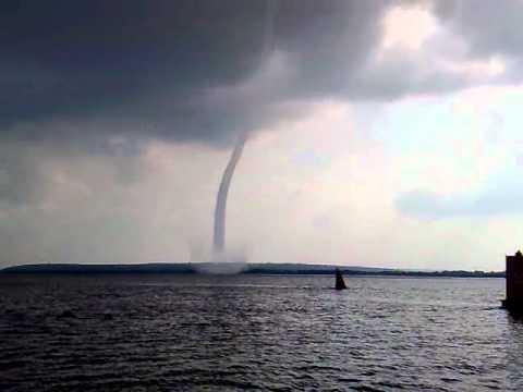 Торнадо на рыбалке р Днепр