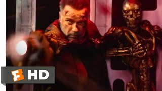 Terminator: Dark Fate (2019) - Falling Airplane Fight Scene (6/10) | Movieclips