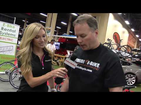 X-Treme E-Bike Live! at Interbike 2015