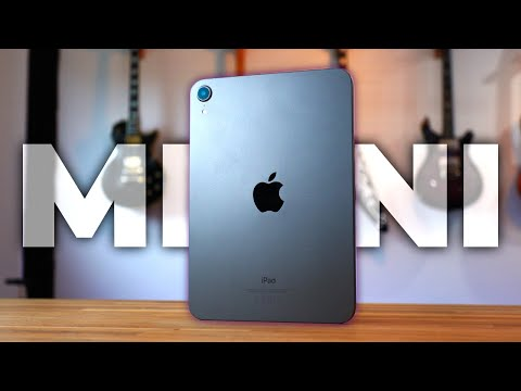 iPad Mini 6 Review - 3 Weeks Later