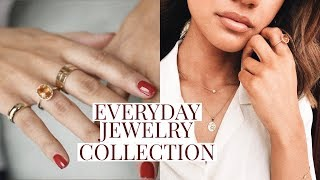 EVERYDAY JEWELRY COLLECTION! SOME OF MY FAVORITE PIECES! | DACEY CASH