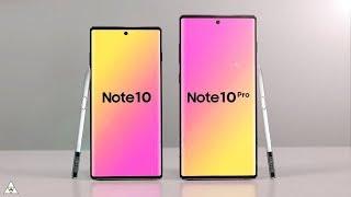 Samsung Galaxy Note 10 | كل ما تريد معرفته عن -