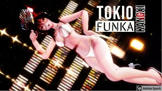 [MMD] [DANCE] 萌王EX - 康熙帝 Kangxi _ Tokio Funka (キヲ・ファンカ)